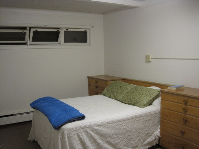 First, find a boring, dull, bland room that you've done NOTHING to in the five years you've lived here.