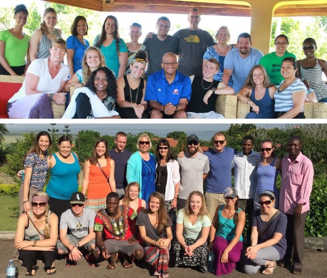 Two incredible Musana VBS teams -- 2014 on top, 2015 on bottom.